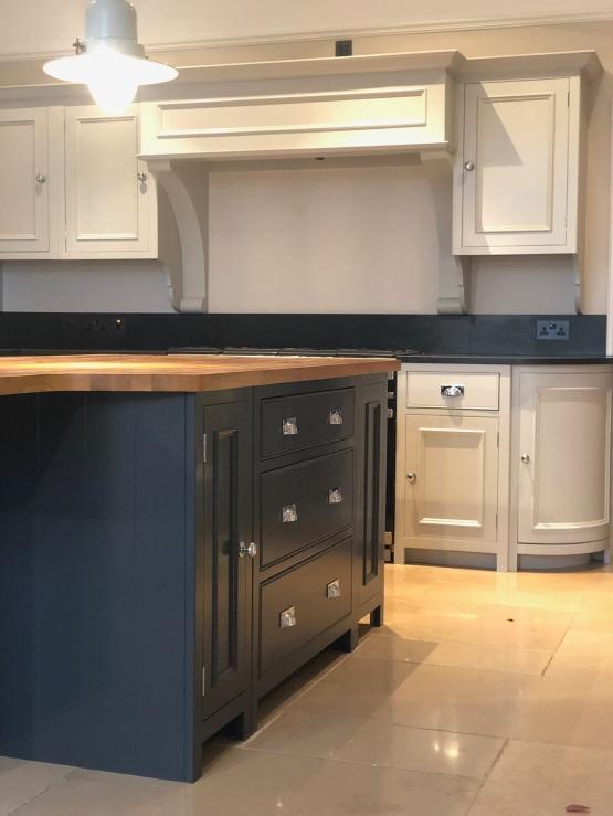 Repainted Neptune Kitchen